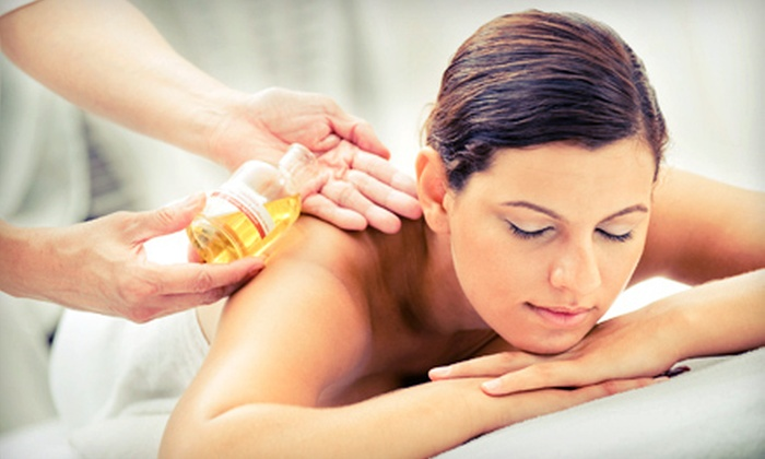 Instyle Salon and Spa - Sky Vista: One or Three 60-Minute Aromatherapy Massages at Instyle Salon and Spa in Homestead (Up to 63% Off)
