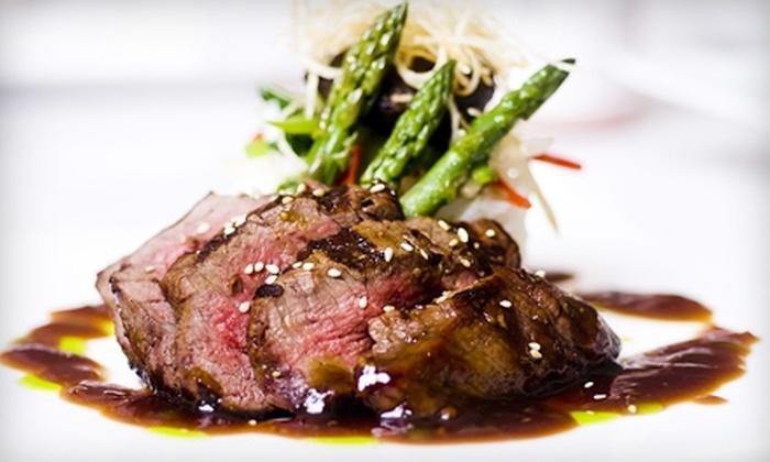 Embers - Cincinnati: $25 for $50 Worth of Steak, Sushi, and Drinks at Embers