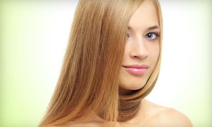 The Nail and Hair Bar - Southeast: $100 for a Keratin Hair-Smoothing Treatment at The Nail and Hair Bar ($200 Value)
