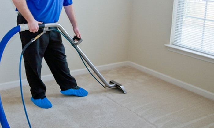 VIP Steemer - Fairlington: $49 for a Carpet Cleaning from VIP Steemer ($99 Value)