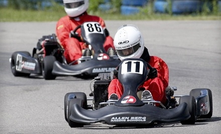 Allen Berg Racing School - Allen Berg Racing Schools in Calgary