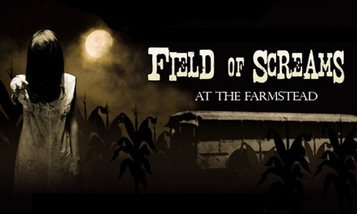 Field of Screams - Boise City: $7 for Admission to Field of Screams at The Farmstead (Up to $15 Value)