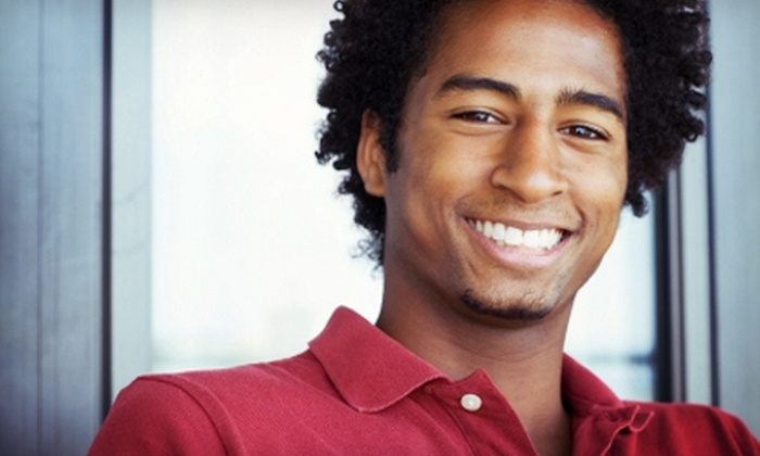 RD Dental - Greenburgh: $125 for a Zoom! Teeth Whitening ($574 Value) or $45 for Cleaning, Exam, and X-rays ($463 Value) at RD Dental