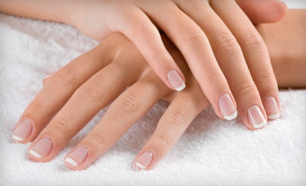 75-Minute Gel Manicure (a $44 value) - Haas & Company in Los Angeles