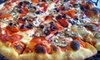 Mamma Mia - Multiple Locations: Casual Italian Fare or Pizza Meal for Group at Mamma Mia (Up to 58% Off)