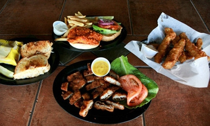 Scruffy Duffers - Sanford: American Pub Fare and Drinks at Scruffy Duffers in Sanford. Two Options Available.