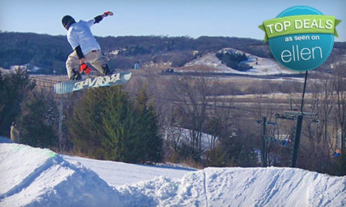 Mt. Crescent Ski Area - Crescent: $150 for a Season of Skiing at Mt. Crescent Ski Area in Honey Creek