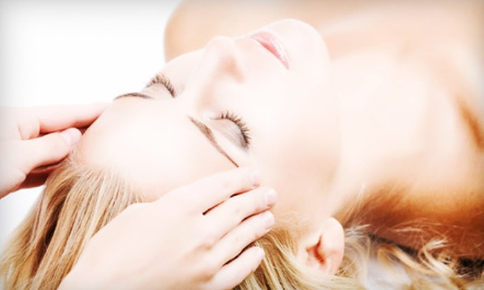 Perfect Skin and Body Care - Laurel Park: $55 for Spa Package with Swedish Massage, Express Facial, and Wine at Perfect Skin and Body Care in Sarasota ($115 Value)