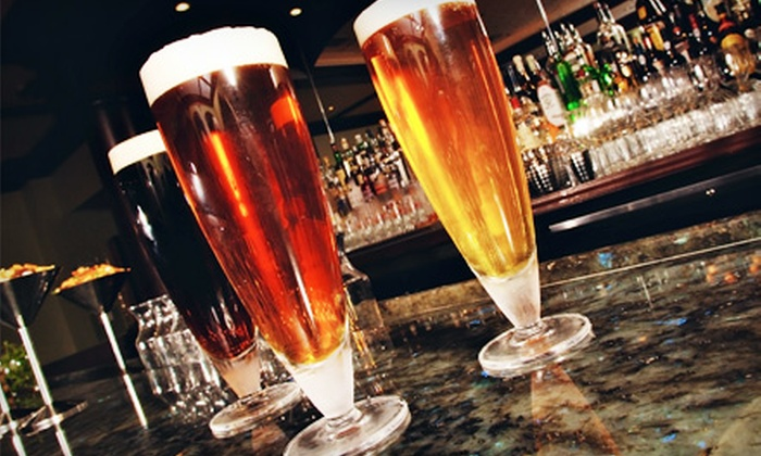 The Ice House - Summerville: $25 for Dinner and Beer for Two at The Icehouse in Summerville (Up to $54 Value)