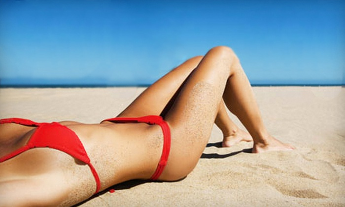 Alite Laser Hair Removal & Skin Rejuvenation - Onion Creek: $149 for Three Laser Hair-Removal Treatments at Alite Laser Hair Removal & Skin Rejuvenation (Up to $559 Value)