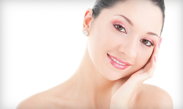 Salon 44 Spa - Ravenswood: 60-Minute Hydrating Paraffin Facial or Microdermabrasion Facial at Salon 44 Spa (Up to 55% Off)