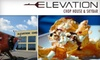 Elevation Chophouse & Skybar - Kennesaw: $15 for $35 Worth of Steaks, Seafood, and More at Elevation Chophouse and Skybar