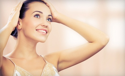 3 Laser Hair-Removal Treatments on 1 Small Area - Ageless Skin in Calgary