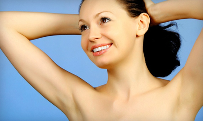 Metropolitan Laser Institute - Afton Oaks/ River Oaks: Three Laser Hair-Removal Treatments for a Small, Medium, or Large Area at Metropolitan Laser Institute (Up to 79% Off)