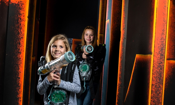 Laser Quest Up To 39 Off Nashville TN Groupon