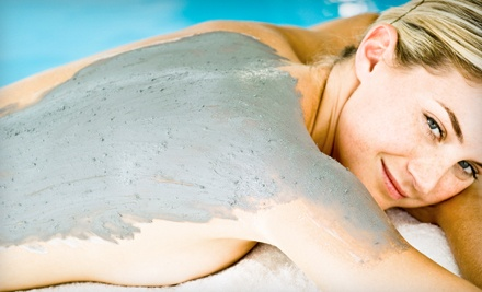 Body Wrap and Peppermint Buff (a $125 value) - Flourish Wellness Spa in Maple Grove