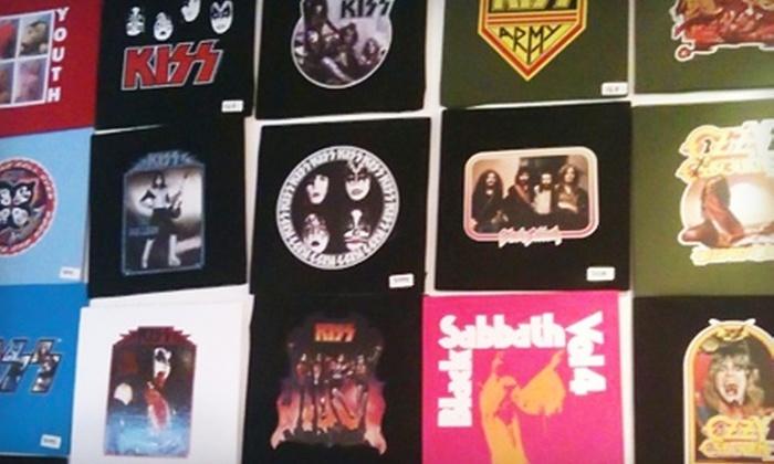 Teeki Hut - Central Indianapolis: $10 for a Custom T-Shirt at Teeki Hut ($24.95 Value)