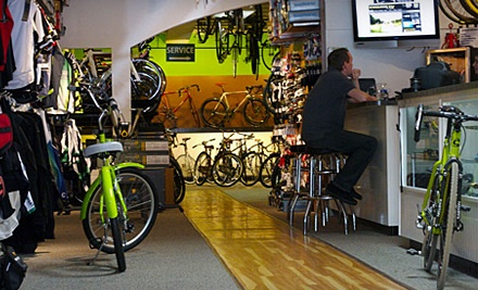 $50 Groupon to Carytown Bicycle Company - Carytown Bicycle Company in Richmond