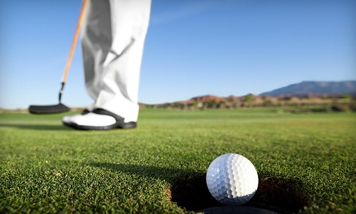 Deer Pass Golf Course - Akron / Canton: Round of Golf for Two at Deer Pass Golf Course in Seville. Two Options Available.