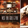 57% Off at West End Grill and Pub