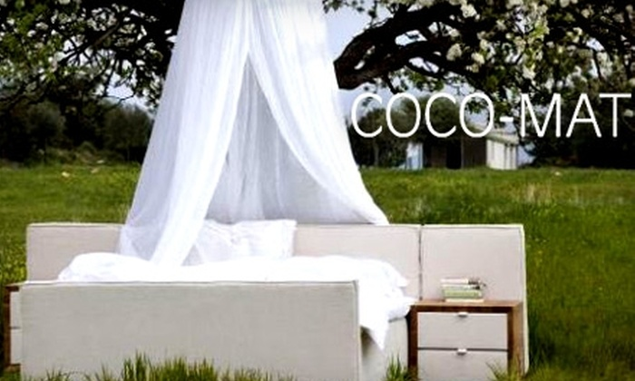 Coco-Mat - Briar Hill - Belgravia: $200 for $400 Worth of All-Natural Bedding, Furnishings, and More at Coco-Mat