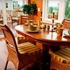 75% Off Furniture at Ridge Rattan Furnishings