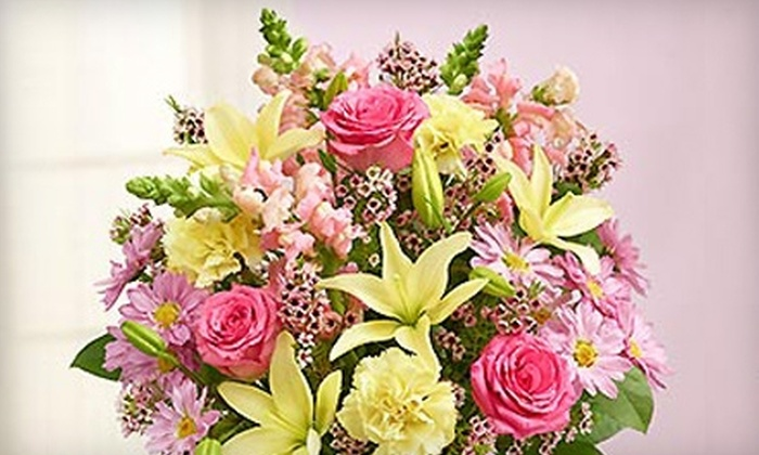 Ms. Scarlett's Flowers - Bradenton: $25 for $50 Worth of Floral Arrangements at Ms. Scarlett's Flowers in Bradenton