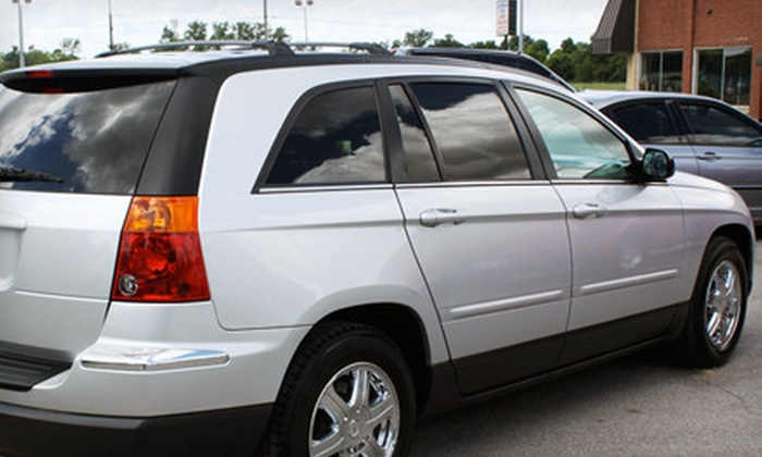Auto Detail Services of Tulsa - Multiple Locations: Exterior Detail or Bumper-to-Bumper Detail at Auto Detail Services of Tulsa in Bixby (51% Off)