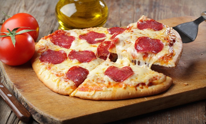 Gina's Pizza & Italian Gourmet - Northwest Columbia: $10 for $20 Worth of Pizza and Pasta at Gina's Pizza & Italian Gourmet in Irmo