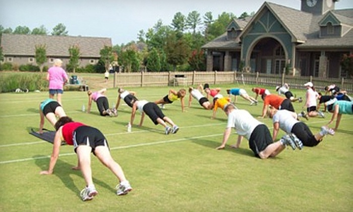Tuff Girl Bootcamps - Multiple Locations: $75 for a 12-Class Punch Card at Tuff Girl Bootcamps ($150 Value)