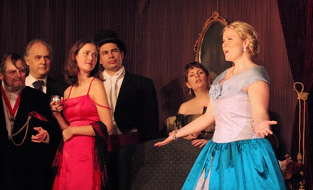 Opera Pro Cantanti at Cambrian Hall on Sundays at 7PM: General-Admission Seating - Opera Pro Cantanti in Vancouver