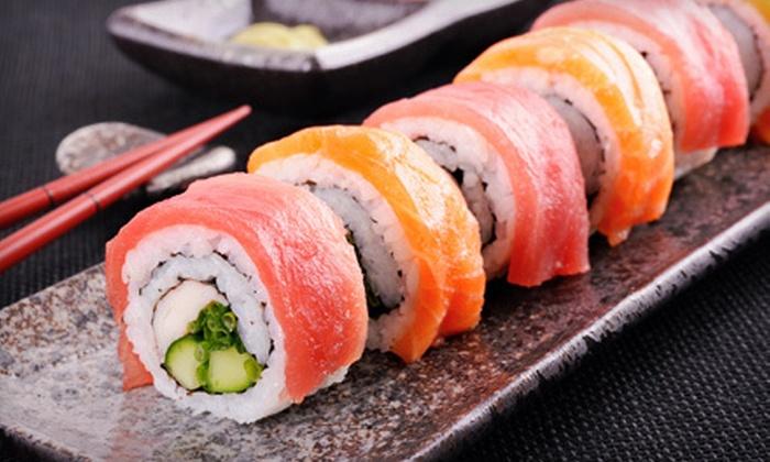 Susaki Lounge - Vista Del Sol: $40 Worth of Sushi, Steak, and Seafood at Susaki Lounge