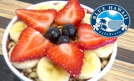 $15 Groupon to Blue Hawaii LifeStyle Cafe - Blue Hawaii LifeStyle Cafe in Honolulu