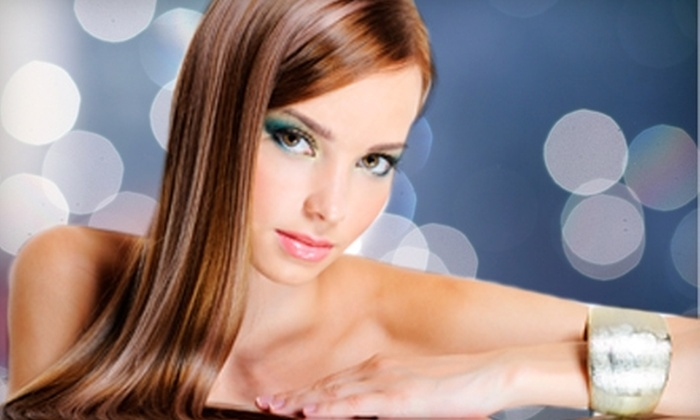 Cristina's Hair Designs - Austin: $149 for a Brazilian Blowout Zero from Cristina's Hair Designs ($300 Value)