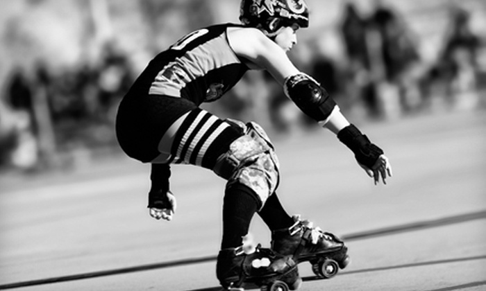 Fabulous Sin City Rollergirls - The Strip: $10 for Two Tickets to Fabulous Sin City Rollergirls at Riviera Casino and Convention Center ($20 Value). Two Options Available.