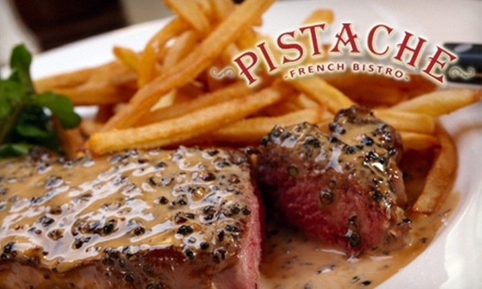 Pistache - West Palm Beach: $20 for $45 Worth of Dinner at Pistache (or $10 for $25 Worth of Lunch and Brunch)