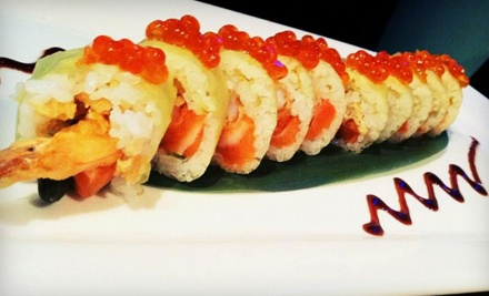 $36 Groupon for Dinner for 2 on Monday-Thursday (a $36 value) - Yakitori Sake House in Boca Raton