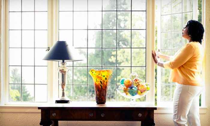 Window Genie CA - Multiple Locations: Cleaning of Up to 20 or 30 Windows and Screens from Window Genie CA (Up to 71% Off)