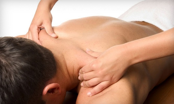 Whole Health Medical Center - Groveton: Essential-Oil Massage or Acupuncture Treatment with Massage at Whole Health Medical Center in Alexandria (Up to 59% Off)