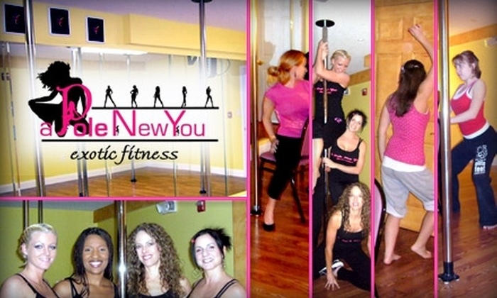 A Pole New You - Washington DC: $40 for a Four-Week Intro to Pole-Dancing Fitness Class at A Pole New You ($100 Value)