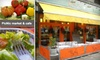 Picnic French Bistro - Union City: $35 for $70 Worth of French Cuisine and Drinks at Picnic Market & Cafe