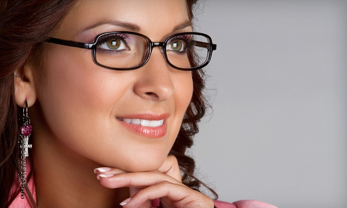 1st Eye Care - Multiple Locations: $50 for an Eye Exam and $200 Worth of Prescription Eyewear at 1st Eye Care ($268 Value)