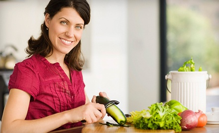 2-Hour Teach Me to Cook Class for One (a $60 value) - Chef Ellen in