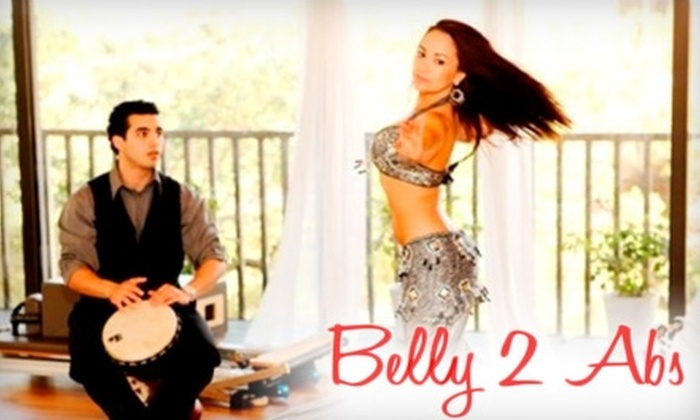 Belly2Abs Wellness Studio - Miami: $29 for One Month of Unlimited Classes at Belly2Abs Wellness Studio ($420 Value)
