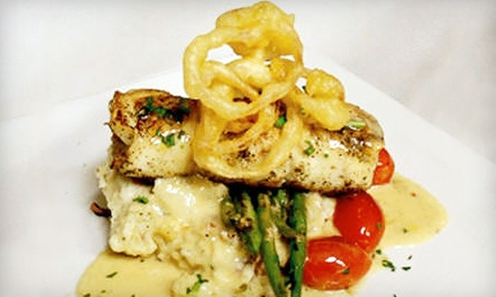 Magnolia Café - Uptown: $20 for $40 Worth of French-American Dinner and Drinks at Magnolia Café
