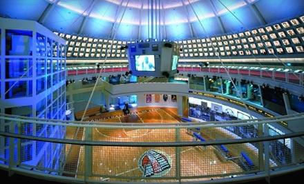Naismith Memorial Basketball Hall of Fame - Naismith Memorial Basketball Hall of Fame in Springfield