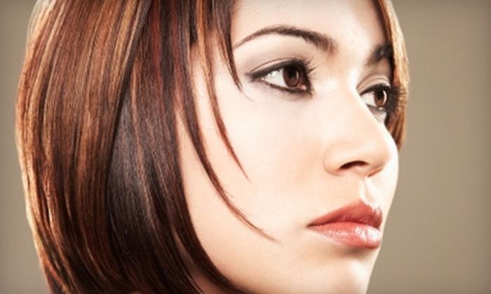 Karen's Fine Art Studio For Hair - Brentwood: $40 for $95 Worth of Salon Services at Karen's Fine Art Studio For Hair