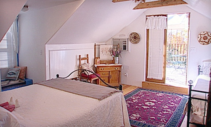Casa Escondida Bed & Breakfast - Chimayo: $138 for Two-Night Stay for Two at Casa Escondida Bed & Breakfast in Chimayo (Up to $330 Value)