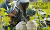 Fox Paintball - Fox: $24 for Admission, 500 Paintballs, and Equipment at Fox Paintball in Millington ($54 Value)