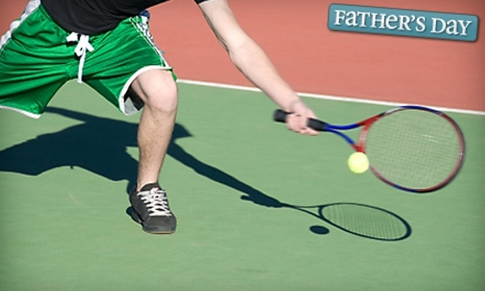 Forest Lake Tennis Club - Chesterfield: $98 for Seven Weeks of Tennis Lessons at Forest Lake Tennis Club in Chesterfield ($196 Value)